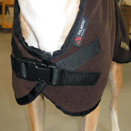 Polartec Fleece Dog Coat Rainproof Breathable Warm And