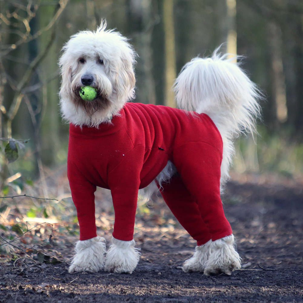 Equa Fleece Dog coats